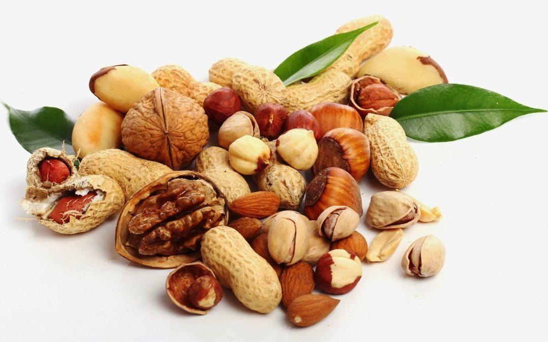 Frutta secca a guscio riducono il rischio di malattia
